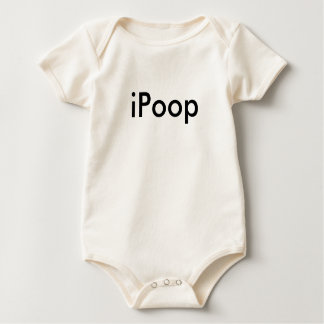 Body Para Bebé iPoop