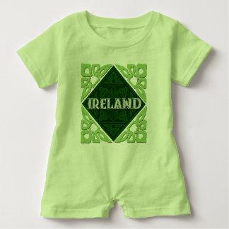 Body Para Bebé Irlanda - nudos célticos