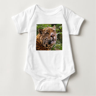 Body Para Bebé Jaguar inquisitivo