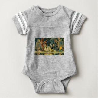 Body Para Bebé Jardín