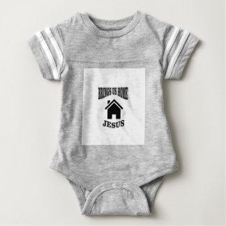 Body Para Bebé JC nos trae caseros