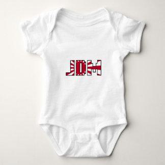 Body Para Bebé JDM - Sol japonés