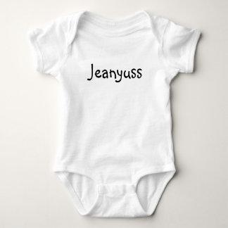 Body Para Bebé Jeanyuss
