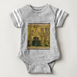Body Para Bebé Jesús y la mujer del samaritano en el pozo