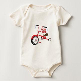 Body Para Bebé Jinete bajo