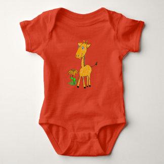 Body Para Bebé Jirafa del bebé