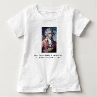 Body Para Bebé José Bologne, Chevalier de Santo-Jorte