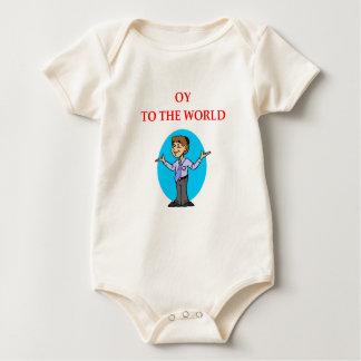 Body Para Bebé judío