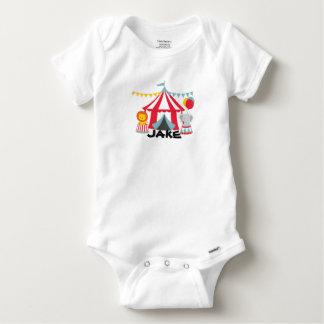 Body Para Bebé Juego personalizado del cuerpo del bebé del