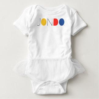 Body Para Bebé Juego rizado JONDO del cuerpo del bebé