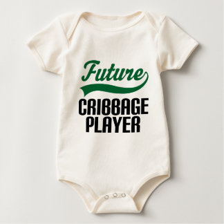Body Para Bebé Jugador de Cribbage (futuro)