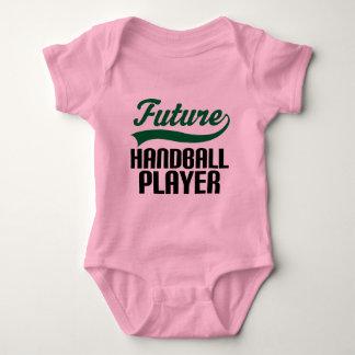 Body Para Bebé Jugador del balonmano (futuro)