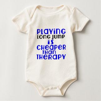 Body Para Bebé Jugando el salto de longitud más barato que