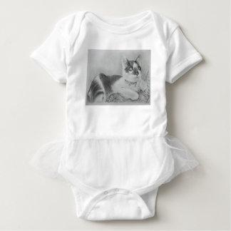Body Para Bebé Kittycat