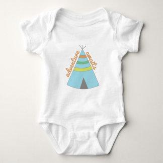 Body Para Bebé La aventura aguarda
