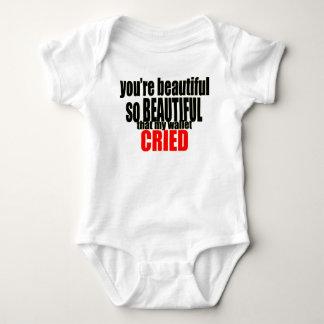 Body Para Bebé la cartera hermosa lloró las mujeres costosas