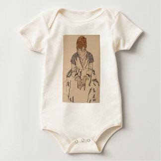 Body Para Bebé La cuñada del artista de Egon Schiele-
