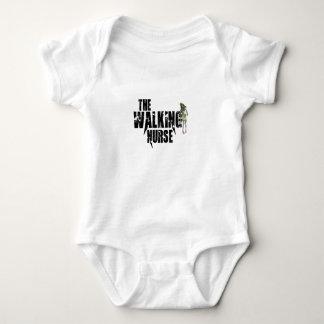 Body Para Bebé La enfermera que camina