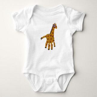 Body Para Bebé La jirafa