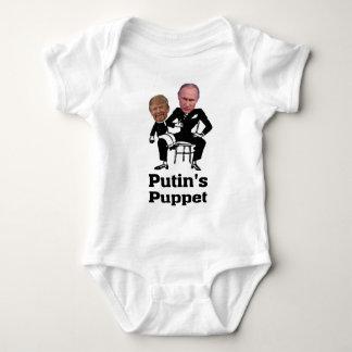 Body Para Bebé la marioneta 11 de putin