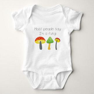 Body Para Bebé La mayoría de la gente dice que soy los hongos