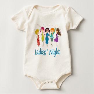 Body Para Bebé La noche de las señoras