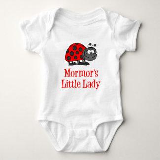 Body Para Bebé La pequeña señora de Mormor