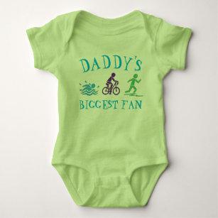Body Para Bebé La raza más grande del Triathlon del e5d7117e78e