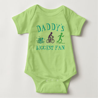 Body Para Bebé La raza más grande del Triathlon del