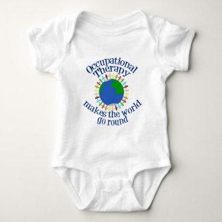 Body Para Bebé La terapia profesional hace que el mundo va