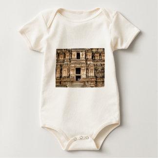 Body Para Bebé lado detallado del edificio