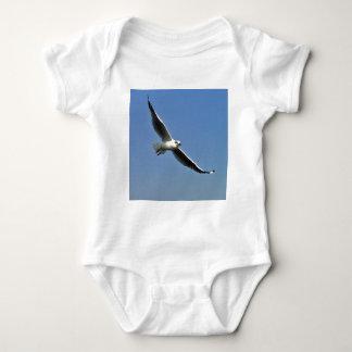 Body Para Bebé Las gaviotas son pájaros hermosos