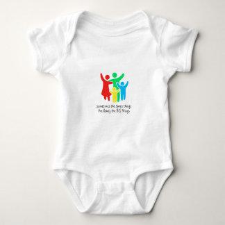 Body Para Bebé Las pequeñas cosas son realmente las cosas grandes
