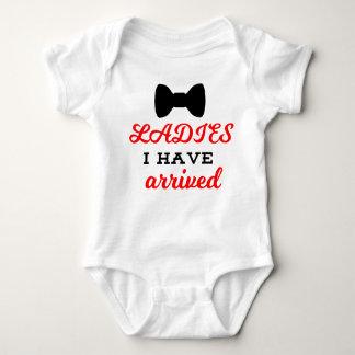 Body Para Bebé Las señoras I tienen mono llegado del bebé