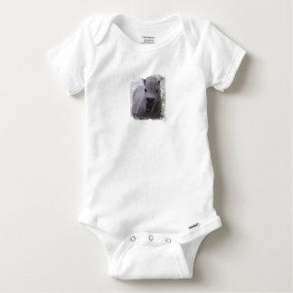 Body Para Bebé laughing horse
