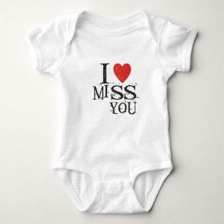 Body Para Bebé Le falto, amor