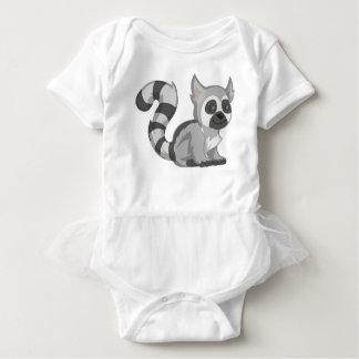 Body Para Bebé Lemur