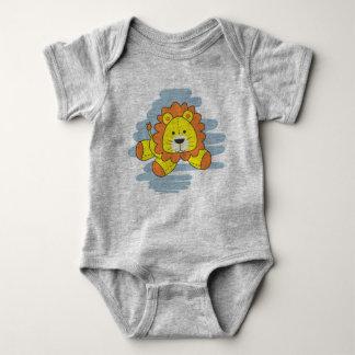 Body Para Bebé Leo