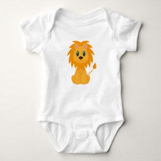 Body Para Bebé León del dibujo animado