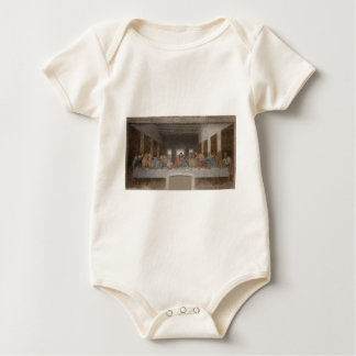 Body Para Bebé Leonardo da Vinci - la pintura de la última cena