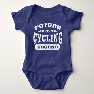 Body Para Bebé Leyenda de ciclo futura