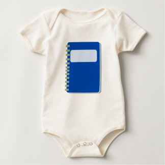 Body Para Bebé Libreta