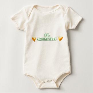Body Para Bebé Lil Cheesehead