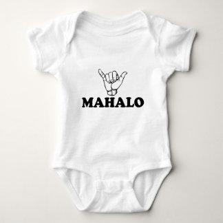 Body Para Bebé LineA Mahalo