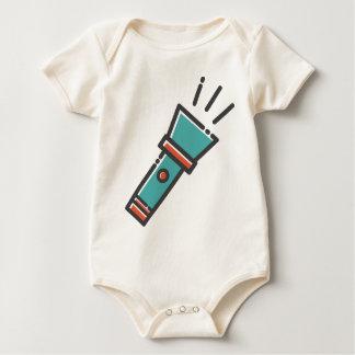 Body Para Bebé Linterna