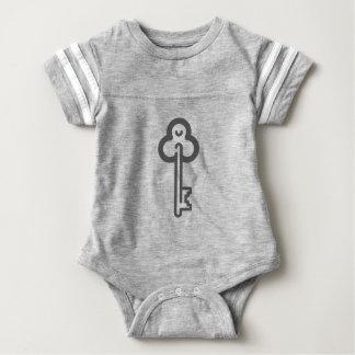 Body Para Bebé Llave maestra