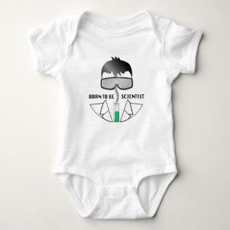 Body Para Bebé Llevado ser científico