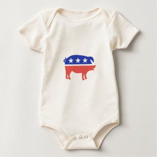 Body Para Bebé Logotipo del tocino