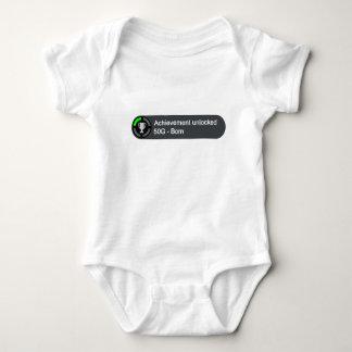 Body Para Bebé Logro abierto - llevado