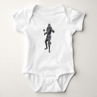 Body Para Bebé Los caballeros desafían a su opositor